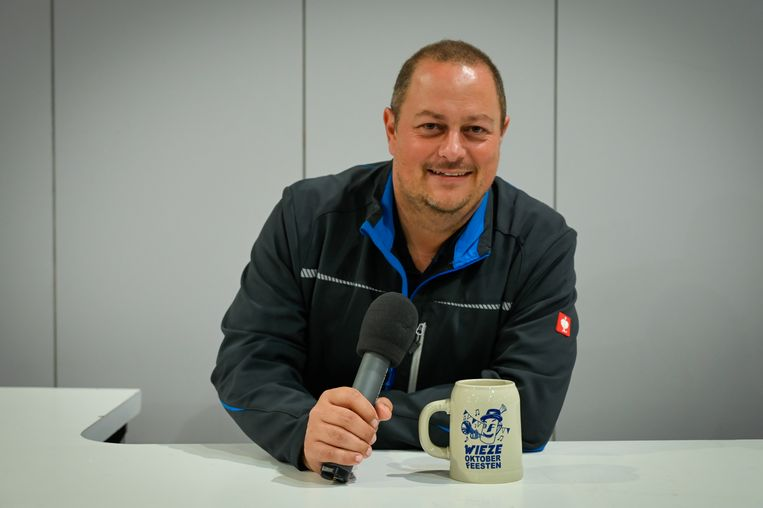 Tom Callebaut combineert met Oktoberfestradio zijn passie voor Oktoberfeesten en radio.