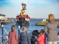 Stoomboot dit jaar online en op tv te zien tijdens intochten Brabant