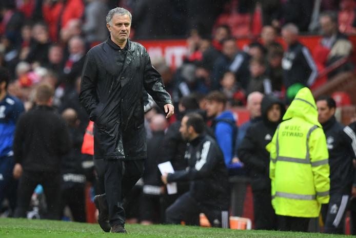 United-trainer José Mourinho