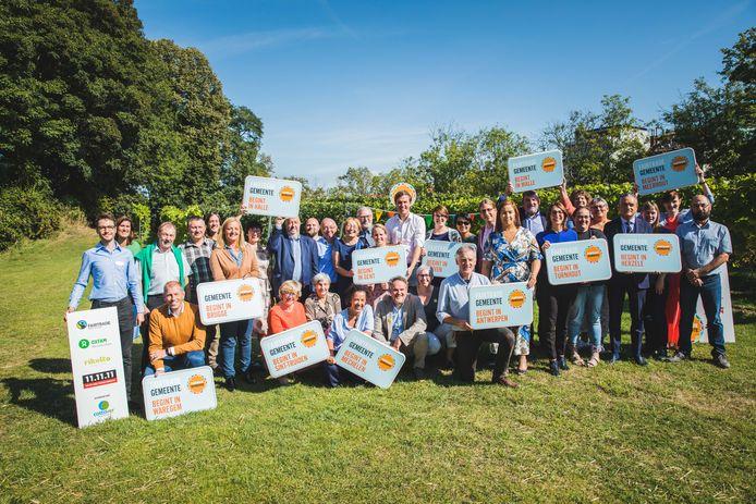 De laureaten van de Fair Trade-campagne
