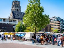 'Wapenstilstand' op de Rotterdamse weekmarkten