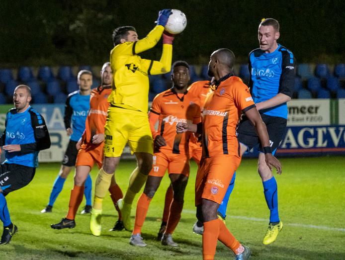 Goes verloor afgelopen zaterdag met 0-1 van Stedoco en speelt nu opnieuw thuis, tegen FC Lisse.