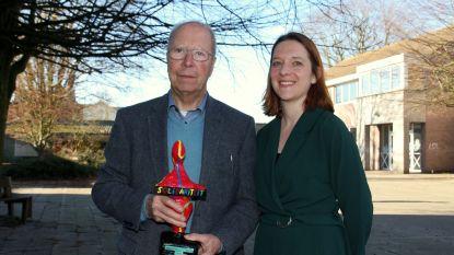 Roger Scheirlynck (81) wint Solidariteitsprijs (die hij 19 jaar geleden zelf in het leven riep)