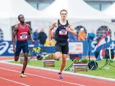 Maarten Stuivenberg loopt met estafetteploeg Nederlands record