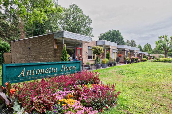 De typerende seniorenhuizen aan de Antonettahoeve in Raamsdonksveer blijven behouden dankzij een fusie met van de Antonettastichting en Thuisvester. Ze worden opgeknapt of er komt nieuwbouw.