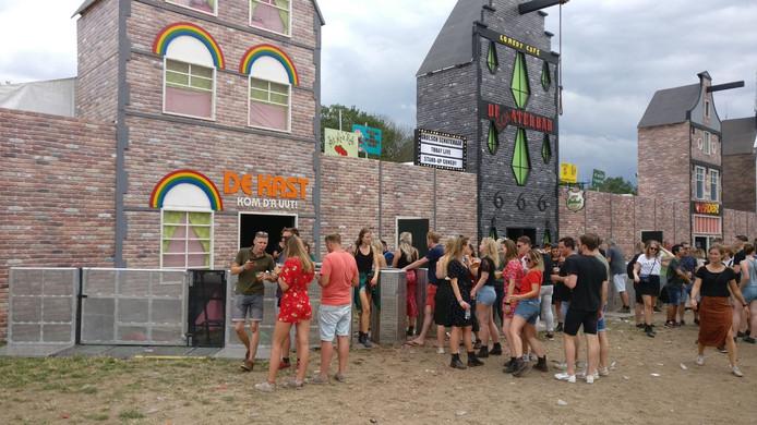 Gaycafé De Kast op de Zwarte Cross