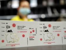 La poste autrichienne sort un timbre imprimé sur du papier toilette