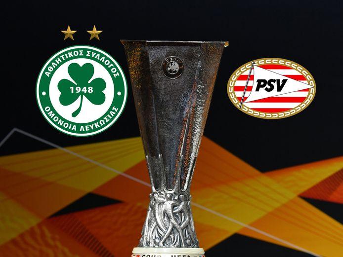 Omonia Nicosia - PSV.