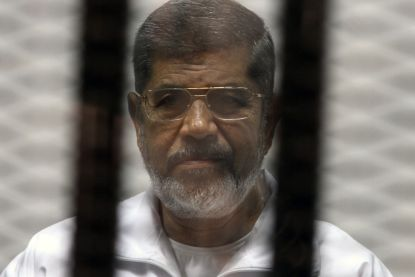 Vroegere Egyptische president Mohamed Morsi overleden