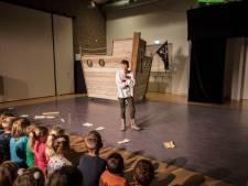 Buiten of binnen, kindertheater is een begrip in Mariahout