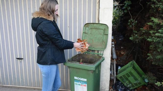 Vanaf april volgend jaar aparte GFT-ophaling in Sint-Laureins, huisvuil vanaf dan nog maar tweewekelijks