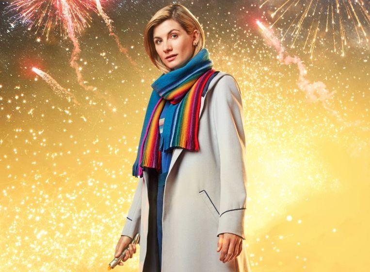 Jodie Whittaker als The Doctor.