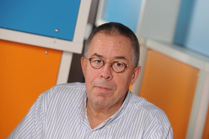 Hans van Wieren presenteerde 25 jaar lang programma's bij RTV Oost.