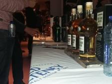 Nippen aan een whisky van 785 euro per fles in Wageningen