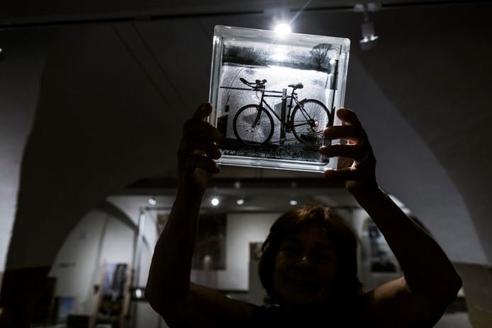 Kunst in glas, vanaf zondag te zien in de Raadskelder (onder het stadhuis) in Doesburg.