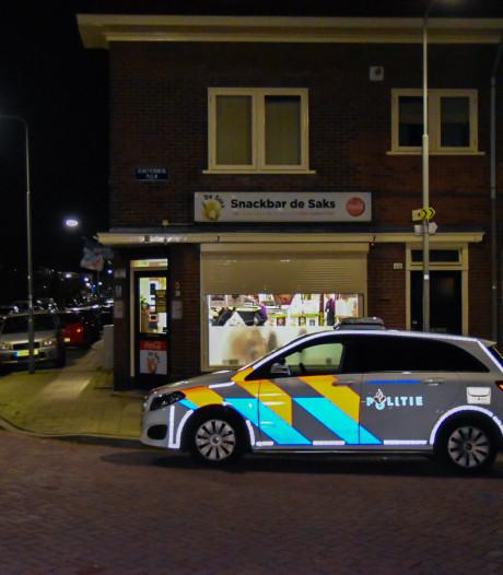 Eén gewonde bij overval op snackbar in Arnhem