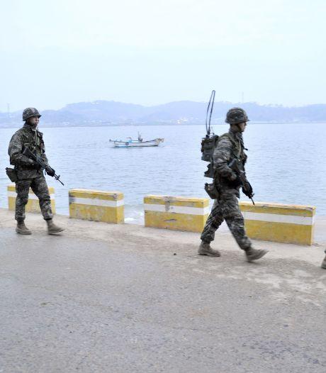 'Noord-Korea doodde Zuid-Koreaanse functionaris en cremeerde hem'