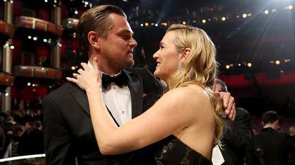 """Kate Winslet: """"Nee, ik heb niks met Leonardo DiCaprio"""""""