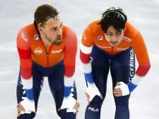 Stoelendans in schaatsen doet denken aan 2000: 'Denk niet dat het nu oorlog wordt'