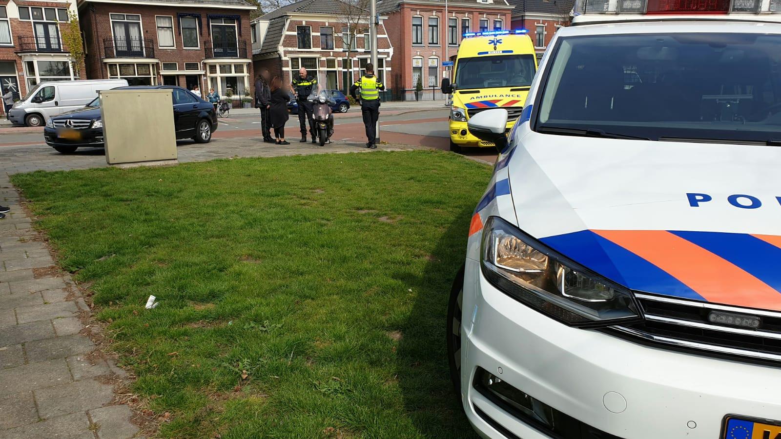 Ongeluk in Enschede