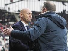 Keizer blij met inzet Ajax: Gevochten voor elkaar
