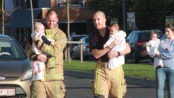 Droogkast in kinderdagverblijf vat vuur: veertig kinderen geëvacueerd