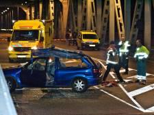 Vier jaar cel geëist tegen dronken veroorzaker van dodelijk ongeval op Zwijndrechtse brug