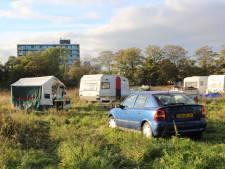 Woonwagenbewoners verhuisd naar stuk grond in Rijswijk