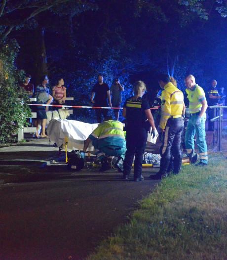 Brommerrijder zwaargewond bij val op fietspad Oude Haagweg