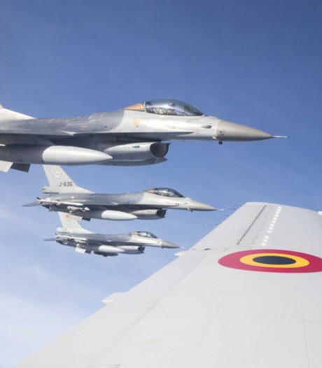 Defensie meldt onderschepte Russische bommenwerpers bij de NAVO
