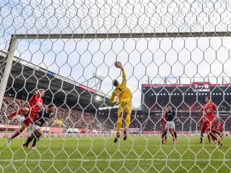 Vuckic behoedt FC Twente voor flater tegen Sparta: 1-1
