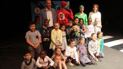 Aalst-Ontknoopt-toneel voor kinderen