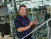 Journalist Henk den Ridder achterhaalt 'man on the bike, on the dike'
