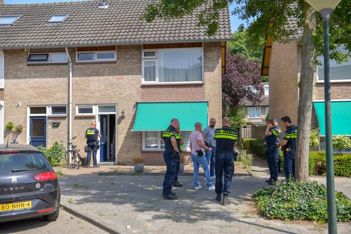 De politie onderzoekt de zaak.