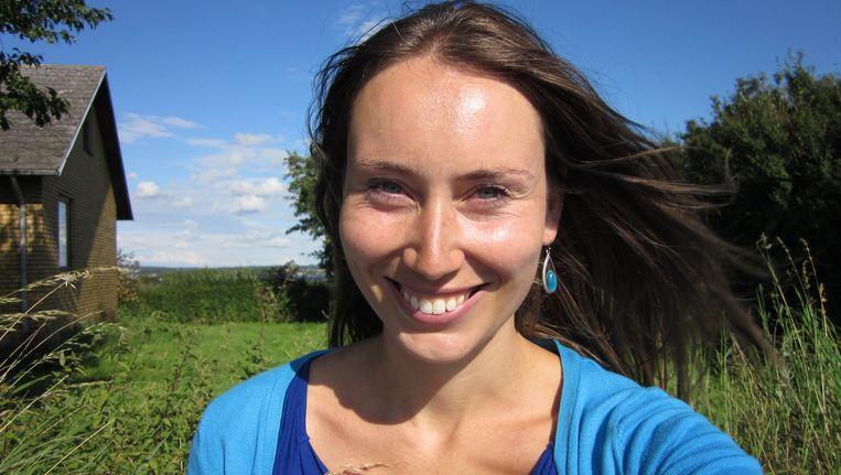 Kinderboekenschrijver Anna Woltz heeft de Gouden Griffel gewonnen voor Gips Beeld null