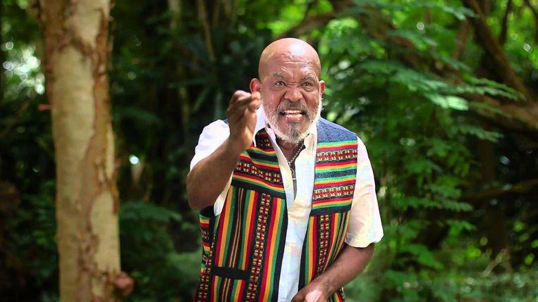 Doe mee met een workshop Performance and Storytelling door de Surinaamse voordrachtskunstenaar Paul Middellijn Beeld Storytelling Festival Amsterdam