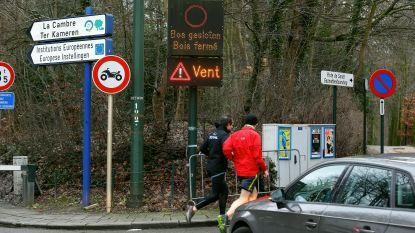 Ter Kamerenbos weer toegankelijk voor verkeer