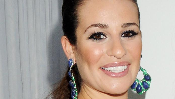 Lea Michelle, la star de Glee, assume son nez.
