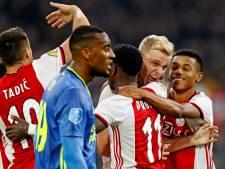 Feyenoord scoorde niet in laatste drie duels in Arena,  Haller en Ajax scoren (bijna) altijd tegen de Rotterdammers