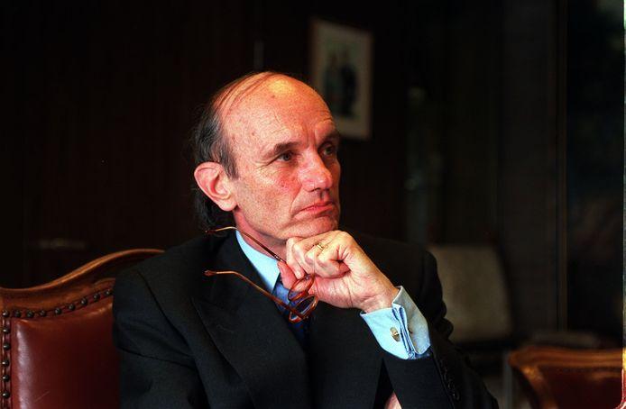 Commissaris van de Koningin  Frank Houben.