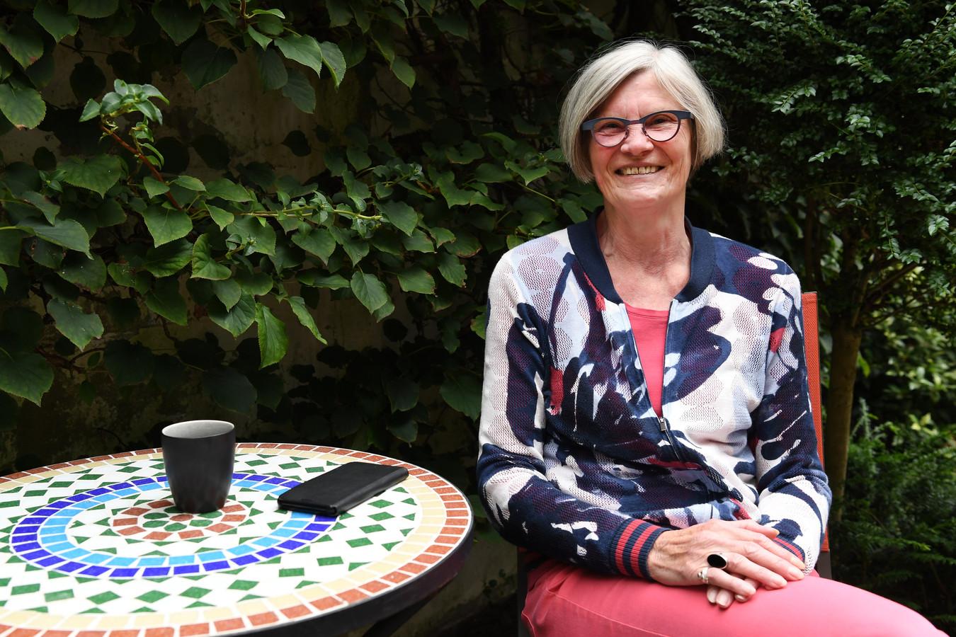 Antoinette van Rooij heeft de ziekte ME/CVS.