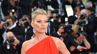 Kate Moss haalt de Marilyn Monroe in zichzelf naar boven