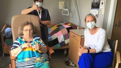 """Geen positieve Covid-19-testen in woonzorgcentrum Sint-Carolus: """"Grote dosis geluk"""""""