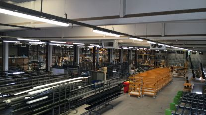 Ramen- en deurenproducent Verona slankt af na faillissement
