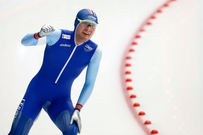 Sverre Lunde Pedersen.
