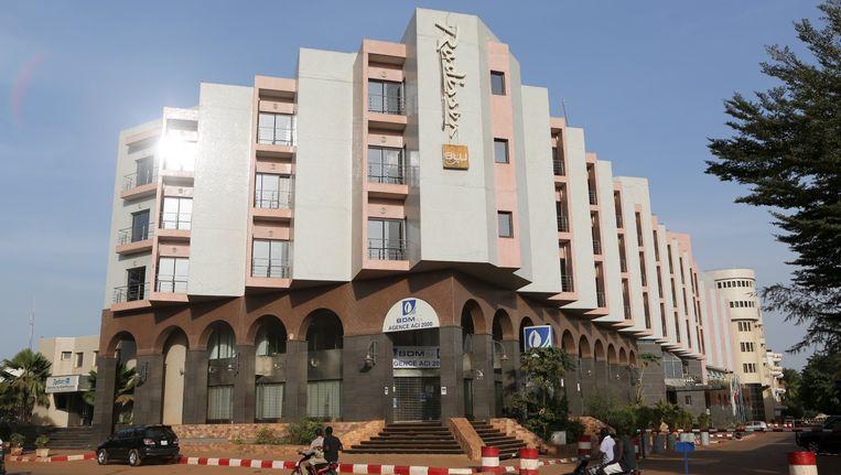 Het Radisson Blu hotel in Mali. Beeld REUTERS