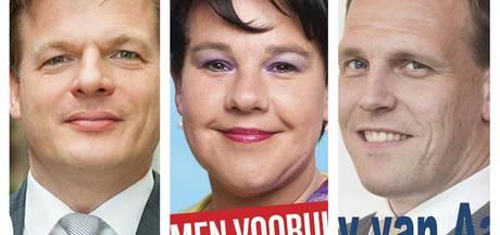 72 stemmen voor Twentse lijstduwer, 1000 voor VVD'er uit Enschede