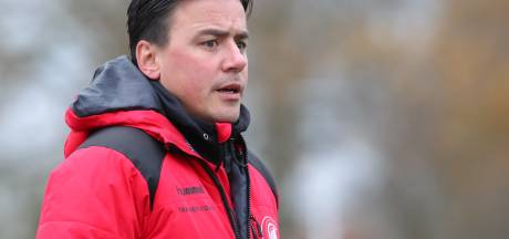 Coach De Visscher vertrekt bij Achilles'12