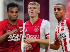 Ihattaren, Schuurs en Wijndal in definitieve selectie Oranje voor Nations League-duels