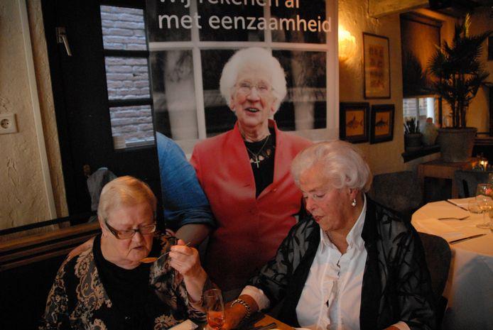 Ongeveer een derde van alle ouderen in Nederland heeft te maken met een vorm van eenzaamheid